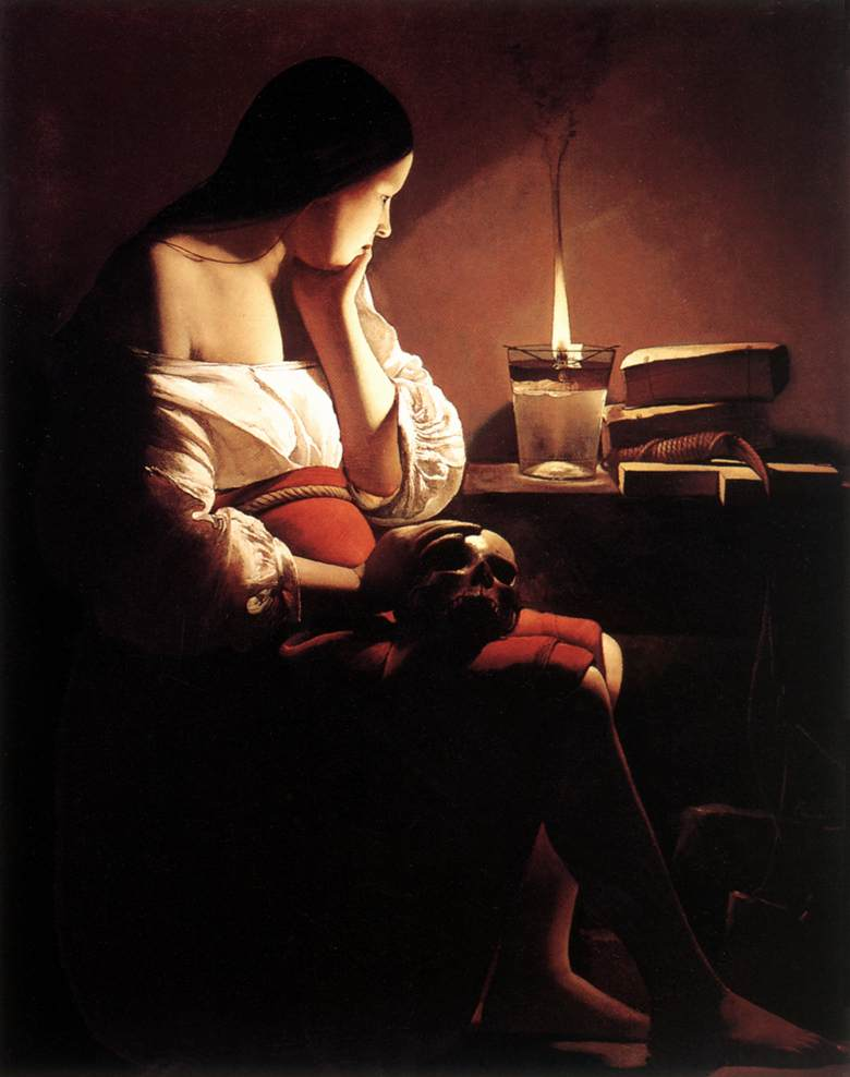 Georges de La Tour - Oil Painting Reproductions